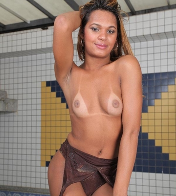 Attractive Gigi Alves Nude Pics